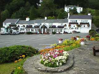 Flower View - Britannia Inn Hotel and Bed and Breakfast (B&B)
